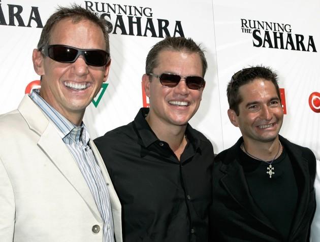 canada Toronto Film Festival Running The Sahara