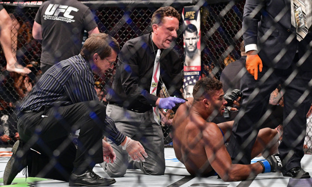 CM Punk takes $500000 disclosed purse in UFC 203 loss