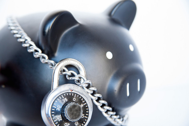 Secure Piggy Bank