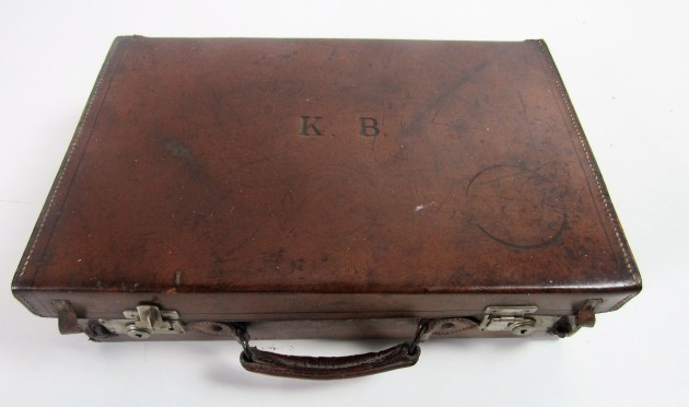 LOT 700 Kevin Barry's Case Barry €250 - 350