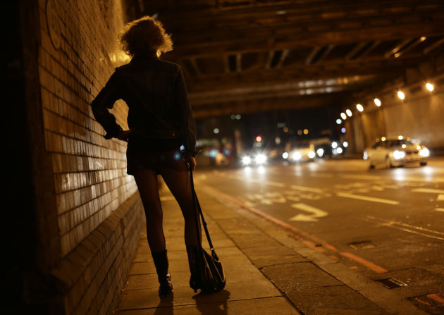 Prostitution laws report