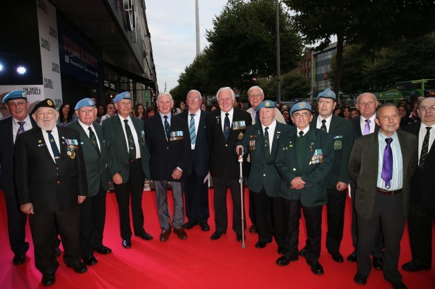 The Siege of Jadotville screening - Dublin