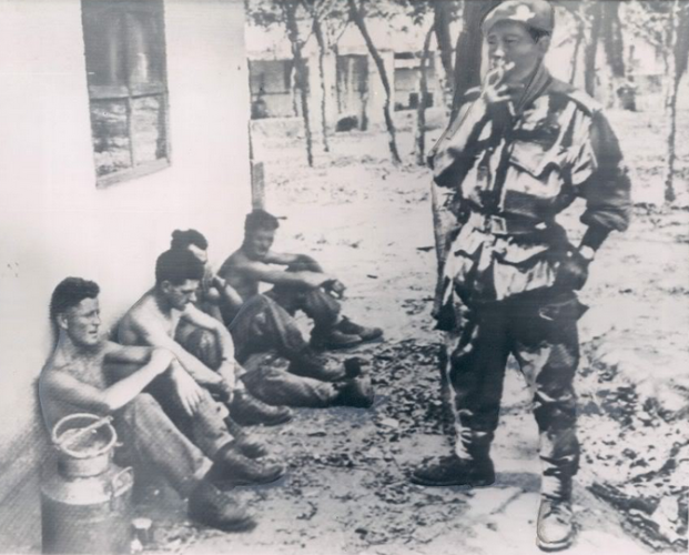 Irish_captives_in_Katanga_1961