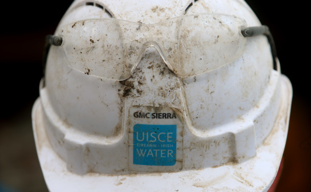 Irish water meter stock