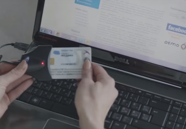 Estonia Digital ID card