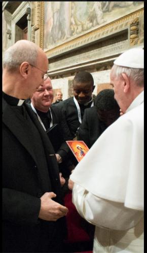 O'RIORDAN POPE