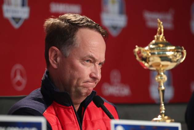 41st Ryder Cup - Practice Day One - Hazeltine National Golf Club