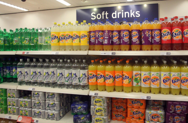 Report call for sugary drinks tax