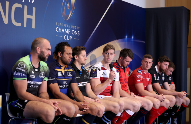 2016/2017 EPCR European Rugby Champions Cup  European Rugby Challenge Cup Launch
