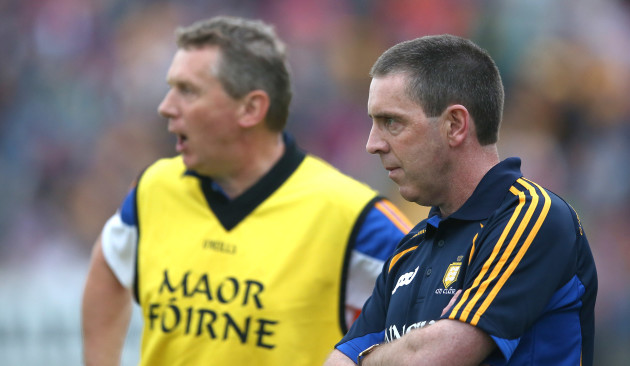 Donal Moloney and Gerry O'Connor