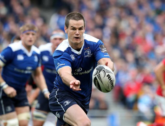 Leinster's Jonathan Sexton