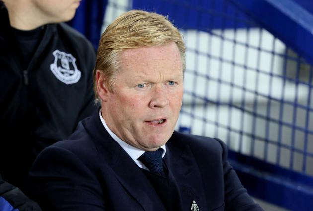 Everton v Crystal Palace - Premier League - Goodison Park