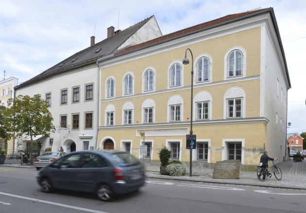 Austria Hitler's House