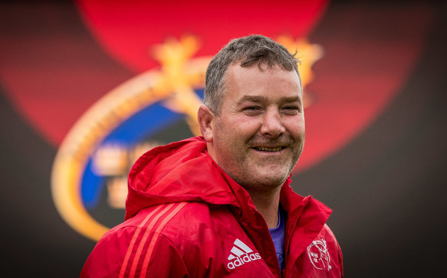 Grieving Munster return against Glasgow