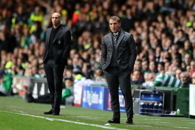 Celtic v Borussia Monchengladbach - UEFA Champions League - Group C - Celtic Park