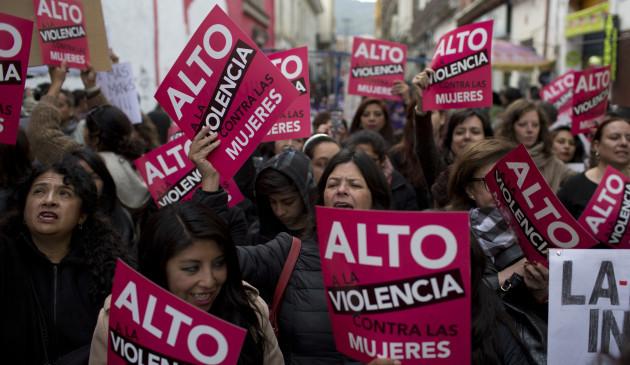 Bolivia Gender Violence