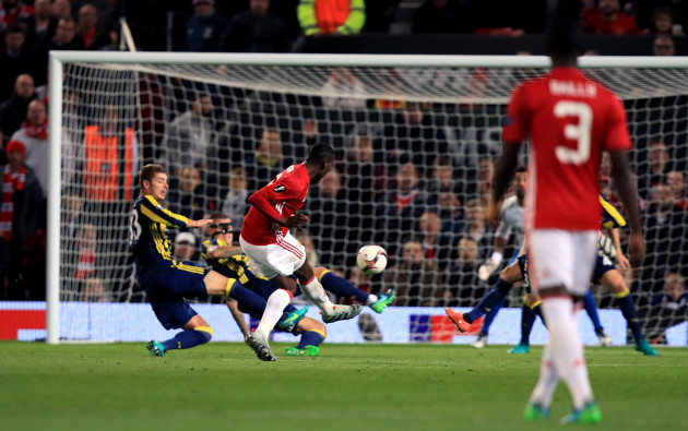 Manchester United v Fenerbahce - UEFA Europa League - Group A - Old Trafford