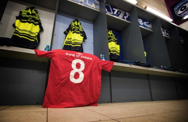 Image result for The number 8 Anthony Foley rugby shirt
