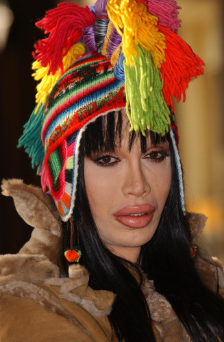 Pete Burns Singer Pete Bur...