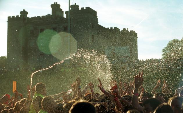 Robbie Williams Slane Castle Concerts