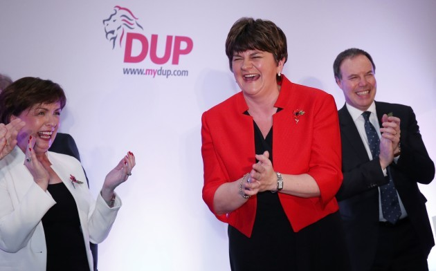 DUP annual conference