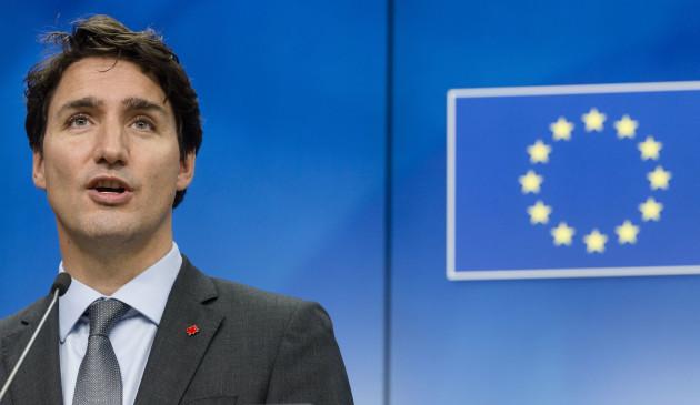 Belgium Europe Canada Trade