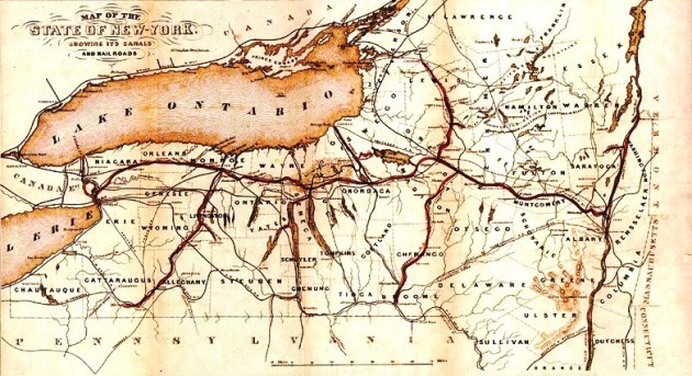 Erie_Canal_Map_1853