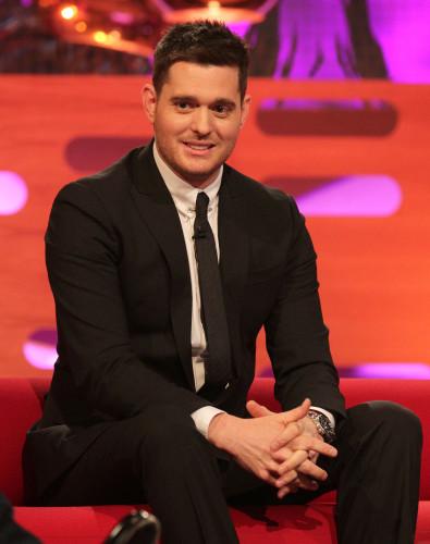 Michael Buble son illness