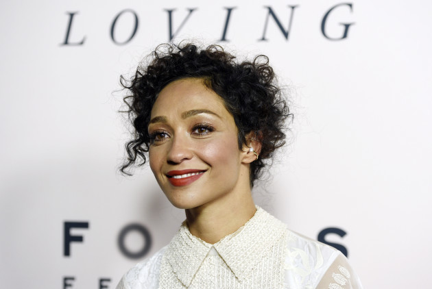 LA Premiere of Loving - Arrivals
