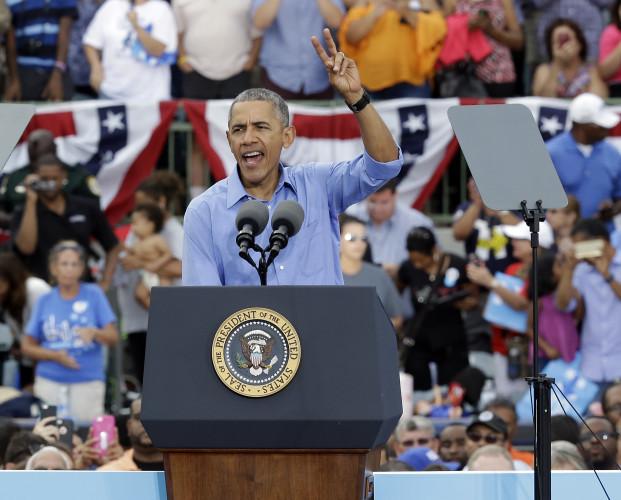 Campaign 2016 Obama