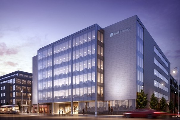 dublin office space. The Exchange Building IFSC Dublin Office Space