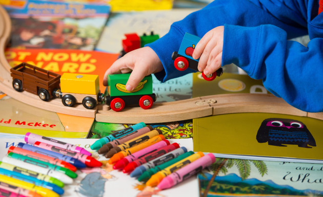 Half of three and four-year-olds attend nursery without qualified teachers