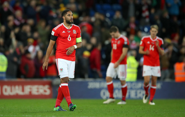 Wales v Serbia - 2018 FIFA World Cup Qualifying - Group D - Cardiff City Stadium