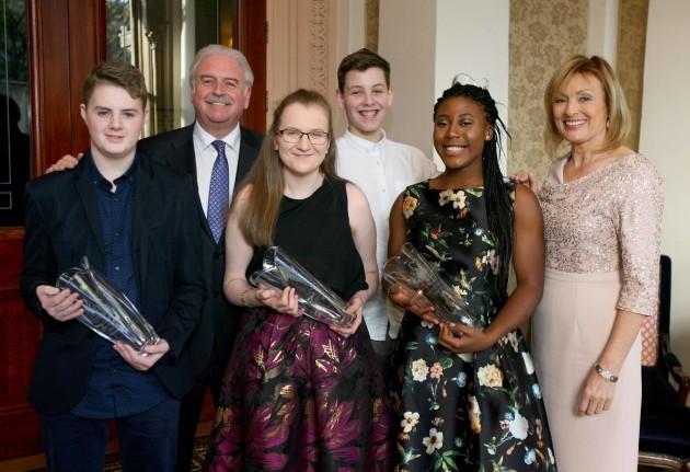 NO FEE 18 Family Carers Ireland awards