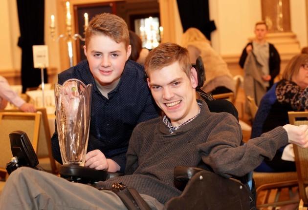 NO FEE 8 Family Carers Ireland awards