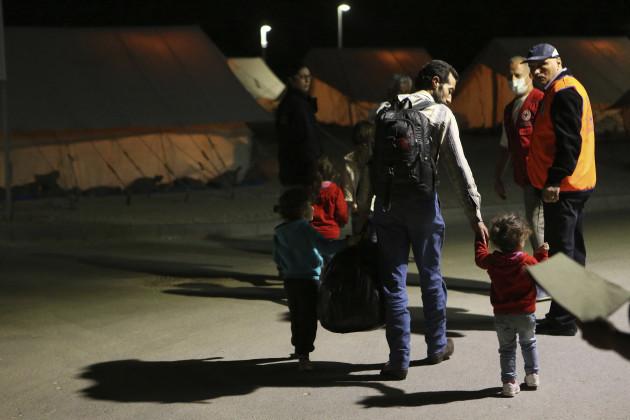 Cyprus Migrants