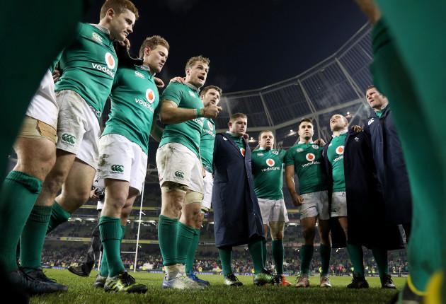 Toner: All Blacks should expect doubly determined Ireland