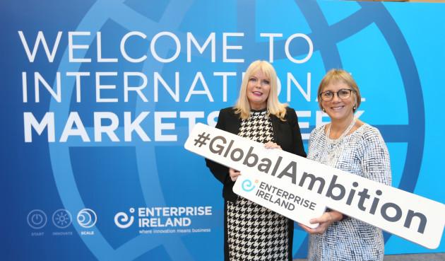 5/10/2016 Launch of Enterprise Ireland Internation