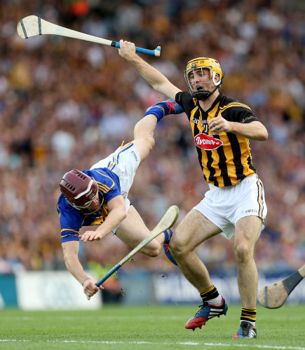 Colin Fennelly and Paddy Stapleton