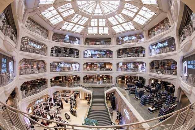The woman who helped build primark reveals why the store for Oficinas primark madrid