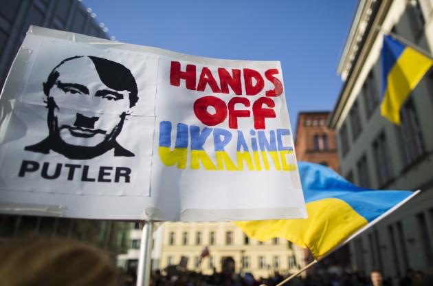 Germany Ukraine Russia