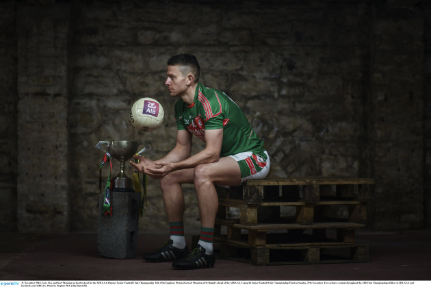 AIB GAA Senior Football Club Championship Finals Media Day