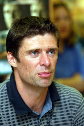 NIALL QUINN FORMER IRISH SOCCER PLAYERS PORTRAIT UPRIGHT
