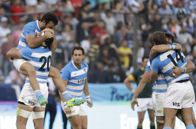 Argentina South Africa Rugby