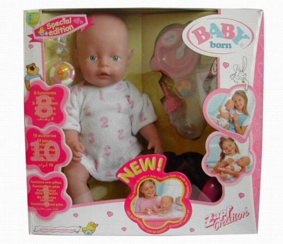 Как сделать так чтобы кукла писала