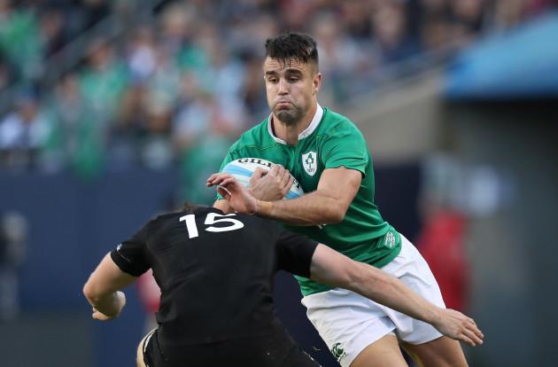 Ireland's Conor Murray