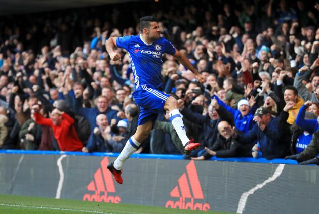 Chelsea v West Bromwich Albion - Premier League - Stamford Bridge