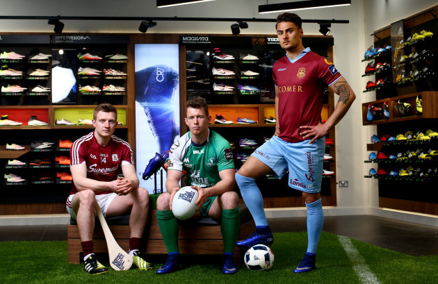 Joe Canning, Matt Healy and Armin Aganovic