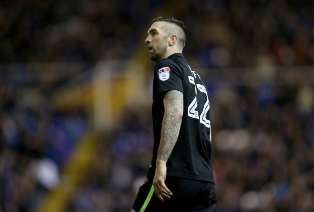 Birmingham City v Brighton and Hove Albion - Sky Bet Championship - St Andrew's