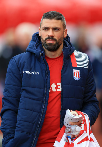 Stoke City v AFC Bournemouth - Premier League - The Bet365 Stadium